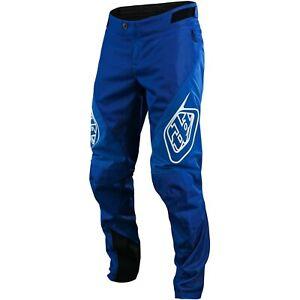 Troy Lee Designs Sprint Pants TLD MTB DH Downhill BMX Gear Royal Blue