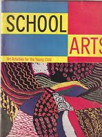 School Arts Mag Art Activities For Young Children September 1955 092619nonr
