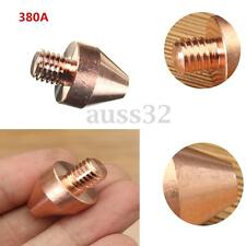 "1/8"" Copper Electric Fit Spot Welding Tips Head Nut Straight Electrode 380 (A)"