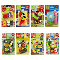 IWAKO Puzzle Collecting Toy Eraser Japanese Customs Food Sushi Made in Japan