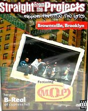 M.O.P. - Straight From the Projects DVD,B Real Cypress Hill Rap Brooklyn Music