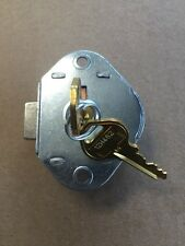Master Lock LOCKER LOCK W/2 Keys - Model 1710 MK - Brand New-