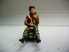 1/48 FIGURE ASSEMBLED AND PAINTED WWII ARMY AIR FORCE FIGHTER PILOT