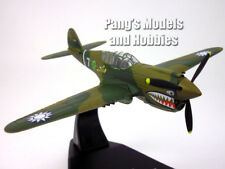 "Curtiss P-40 Warhawk ""Flying Tigers"" 1/72 Scale Diecast Model by Oxford"