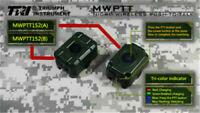 TRI PRC-152/148 MWPTT Micro Wireless für Funksprechgeräte mit Remote-PTT-Schnitt