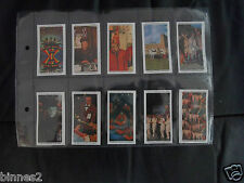 THE BEATLES MAGICAL MYSTERY TOUR WARUS LIMITED EDITION CARDS FULL SET IN WALLET
