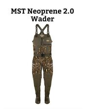 DRAKE WATERFOWL MST EQWADER 2.0 WADING SYSTEM NEOPRENE CHEST WADERS-Max-5 SIZE10