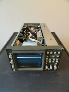 Leader LV 5100DE Component Digital Waveform Monitor - Used, Working  SEE PICS