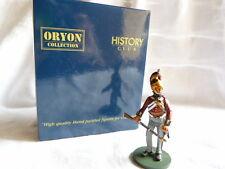 "Soldat de plomb Oryon - Ref 8017 - Cavalerie britannique 1 Regt. ""Life guards"""