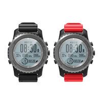GPS Fitnesstracker Sportuhr Pulsuhr Armband Uhr Wasserdicht Laufuhr Smartwatch