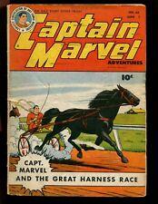 New ListingCaptain Marvel Adventures #62 Vg- Beck Billy Batson Shazam 3 Lt Marvels Capt Kid