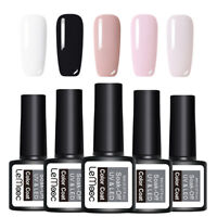 LEMOOC 5 Boxen 8ml Nagel Gellack Gel UV Soak Off Nail Art UV Gel Polish Kit Lot