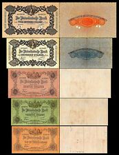 2x  25, 40, 60, 100, 200 Gulden - Issue 1904 - 1924 - Reproduction - 13