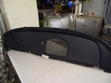 98-03 JAGUAR XJ8 XJ6 XJR Rear Shelf Parcel Rear Dash HND1200ADAGD Black Leather