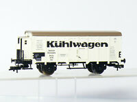 Fleischmann 5346 K H0 Kühlwagen Ghk  Bremserhaus  DRG  KK-Kulissen  wie neu OVP