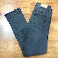Acne Studios Jeans Womens Slim Skinny Grey W31 L32