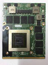 MSI GT70 Video Card NVIDIA GTX 680M 4GB Video Card GPU N13E-GTX-A2 MS-1W091