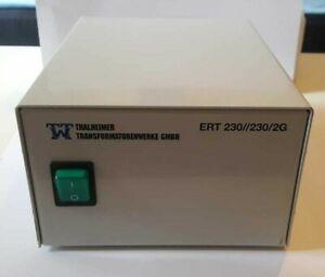 THALHEIMER ERT 230//230/2G Labor Trenntrafo