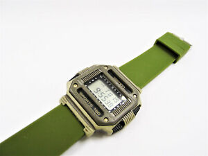 Seiko Vintage Digital A906-4A00 Plastic Case Sports 150 Watch