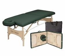 Inner Strength by Earthlite Tech 200 Portable Massage/Tattoo Table Package