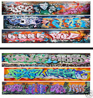 HO Scale Graffiti 2-Pack #18 - Weather Your Box Cars, Hoppers, & Gondolas!