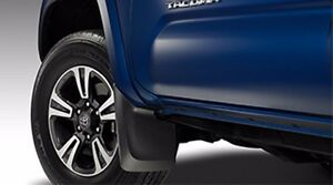 Toyota Tacoma 2016 - 2021 Splash Mud Guards - OEM NEW!