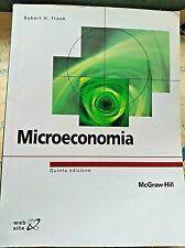 MICROECONOMIA - QUINTA EDIZIONE - ROBERT H.FRANK - McGRAW HILL