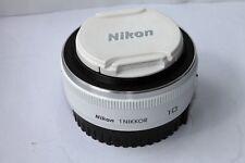 Nikon 1 Nikkor Lente De 10mm F 2.8 Blanco []