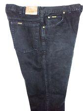 H.I.S Jeans Cliff SLIM LEG STRETCH Denim Hommes Pantalon Dark Blue Used w38-w40 l32