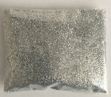SPARKLING SILVER DECORATIVE GLITTER - Get Creative! - 20g - Same Day Despatch