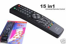 TELECOMANDO UNIVERSALE 7 IN 1 15 IN 1 URC TV SATELLITARE DIGITALE TERRESTRE DVD
