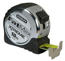 Stanley FatMax roll-bandmass METRO Rotolo nastro misura 10 m Larghezza 32 mm ATM