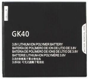 New OEM Mizk GK40 Battery For Motorola MOTO G4 G5 PLAY E4 XT1607 XT1609 XT1670