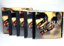 Film Classics 4 Cd Set 4 Hours of Classic Film Themes Movie Theme Music 1994