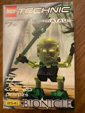 Lego Technic Bionicle 8541 ***SEALED NIB