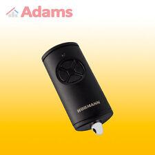 Hörmann BiSecur HSE4 BS 868 Mhz Handsender Schwarz Matt (komp.mit blauen Tasten)