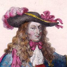 Condé Louis de Bourbon Condé Pair de France batailles Rocroi Alerheim Lens