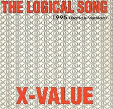 X-VALUE - The Logical Song (1995 Dance Version) - Let it beat -Ita - LIB 117
