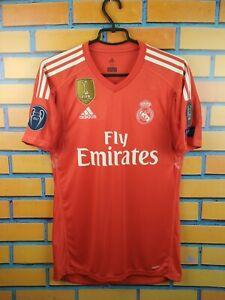 Real Madrid Jersey Player Issue 2018 Goalkeeper XS Shirt Adizero B31084 Adidas