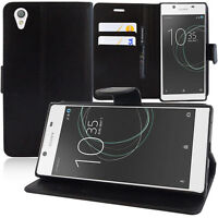 "Etui Housse Coque Portefeuille Support Video Rabat Sony Xperia L1 5.5"" G3311"