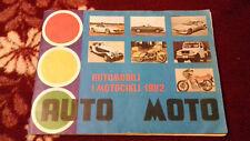 AUTO MOTO 1982, STICKER ALBUM, 100 % FULL, YUGOSLAVIA.