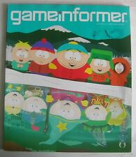 Game Informer video game magazine #225 January 2012, South Park