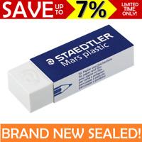 NEW SEALED Staedtler Mars Plastic Eraser Rubber 526-50OW