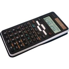 Sharp Calculators Advanced Scientific Calculator with 2 Line (el606tsbbw)
