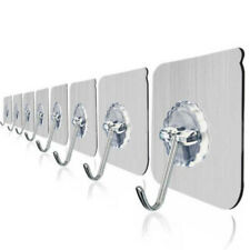 Hook Strong Transparent Suction Wall Sucker Hanger Waterproof Adhesive Stickers