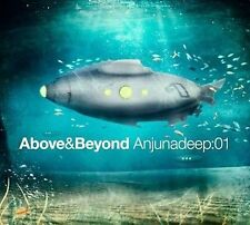 Above and Beyond - Anjunadeep 01 (NO DISC ONE) VERY CLEAN! Jaytech Oceanlab