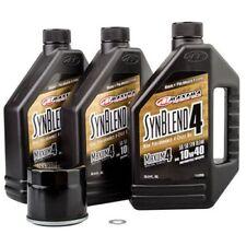 Suzuki King Quad 450 500AXi 700 750AXi 4x4 Tusk Oil Change Kit Maxima Synthetic