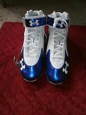 NEW ARMOR GUIDE FOOTBALL CLEATS  SHOES size US 14