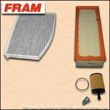 SERVICE KIT VW PASSAT (3C) 1.9 TDI FRAM OIL AIR CABIN FILTERS (2005-2010)
