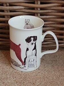 Roy Kirkham 1 Dogs Galore Mugs Fine Bone China Tea Coffee Gift New